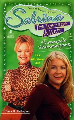 9780671027803: Shamrock Shenanigans: Sabrina, the Teenage Witch #19