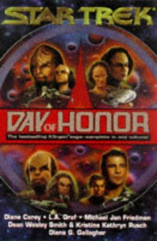 9780671028138: Star Trek Day of Honor: