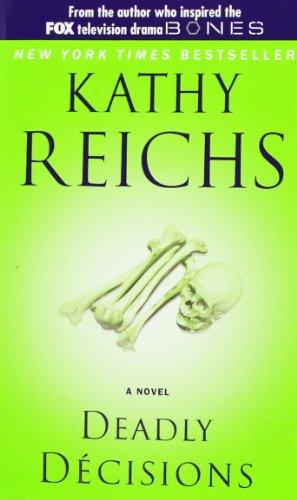 9780671028367: Deadly Decision (Temperance Brennan Novels)