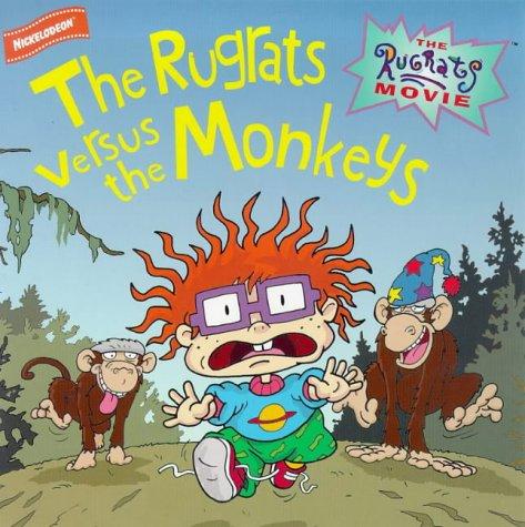 Rugrats: the Rugrats Versus the Monkeys: David, Luke