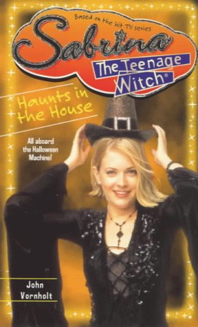 9780671029265: Haunts in the House (Sabrina, the Teenage Witch)