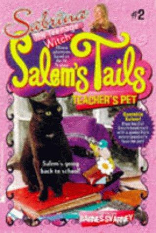 Teacher's Pet (Salem's Tails) (0671029304) by Barnes-Svarney, Patricia L.