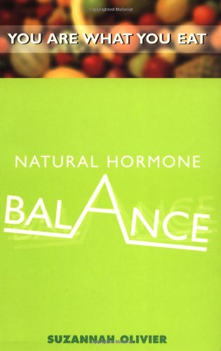 9780671029548: Natural Hormone Balance: You are What You Eat