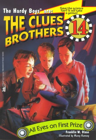 All Eyes On First Prize: Clues Brothers #14 (HARDY BOYS CLUES BROS.): Dixon, Franklin W.