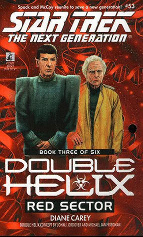 9780671032579: Double Helix: Red Sector No.3 (Star Trek: The Next Generation)