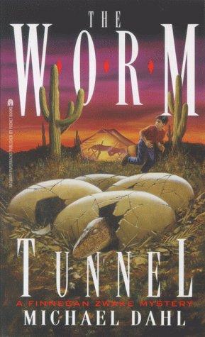 9780671032708: The Worm Tunnel: Finnegan Zwake #2