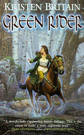9780671033033: Green Rider (Earthlight)