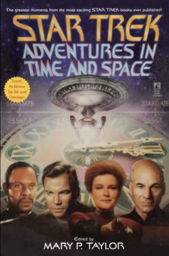 9780671034153: Adventures In Time and Space (Star Trek)