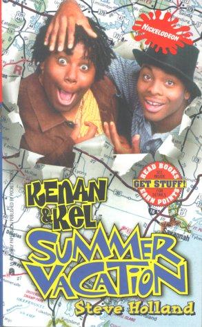 9780671034320: Summer Vacation (Nickelodeon: Kenan and Kel)