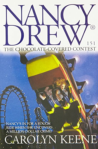 9780671034436: The Chocolate-Covered Contest (Nancy Drew Digest, Book 151)