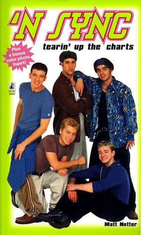 9780671034702: 'N Sync: Tearin' Up the Charts