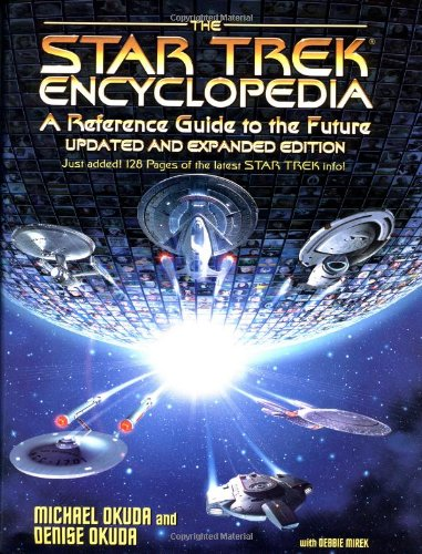 9780671034757: The Star Trek Encyclopedia: A Reference Guide to the Future