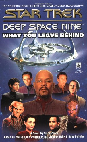 What You Leave Behind (Star Trek Deep Space Nine)