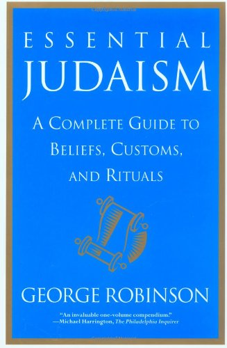 9780671034818: Essential Judaism: A Complete Guide To Beliefs, Customs And Rituals