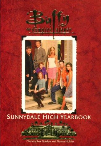 9780671035419: Sunnydale High Yearbook