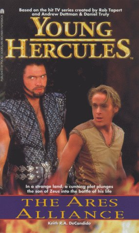 9780671035549: Young Hercules: The Aries Alliance