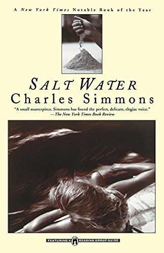 Salt Water: Charles Simmons