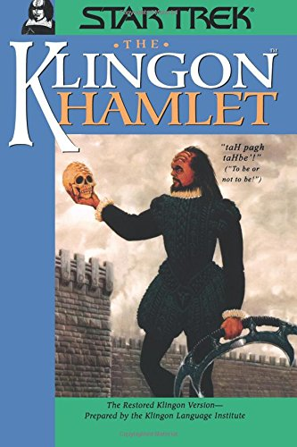9780671035785: The Klingon Hamlet