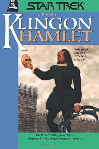 9780671035785: Klingon Hamlet: The Restored Klingon Version