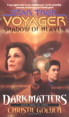 9780671035846: Shadow of Heaven (Star Trek Voyager, No 21, Dark Matters Book Three of Three)
