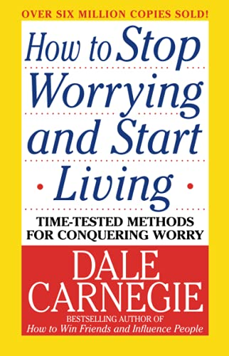 9780671035976: How To Stop Worrying And Start Living