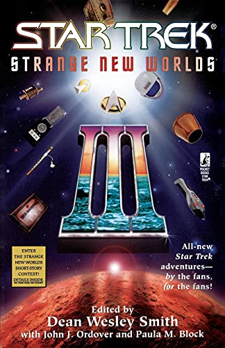 9780671036522: Star Trek: Strange New Worlds III