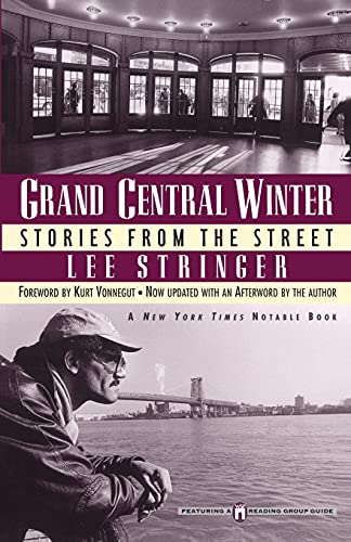 9780671036546: Grand Central Winter: Stories from the Street