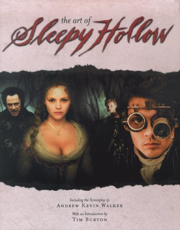 "9780671036577: The Art of Tim Burton's ""Sleepy Hollow"" (Beaux Livres)"