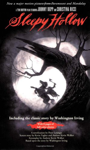 9780671036652: Sleepy Hollow: A Novelization (Includes the Classic Short Story)