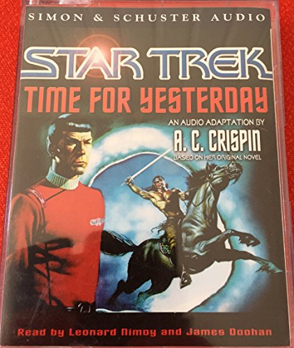 Time for Yesterday (Star Trek) (0671038141) by A. C. Crispin