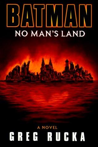 9780671038281: Batman: No Man's Land
