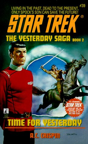 9780671038571: Time for Yesterday (Star Trek, No 39)