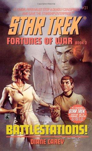 9780671038588: Battlestations! (Star Trek, No 31)