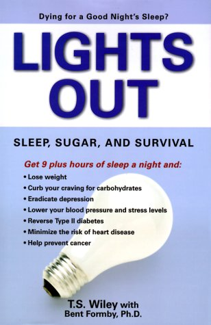 9780671038670: Lights Out: Sleep, Sugar, and Survival