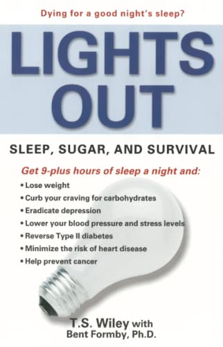 9780671038687: Lights Out: Sleep, Sugar, and Survival