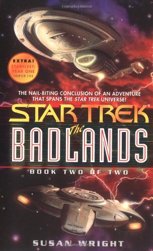 The Badlands, Book 2 (Star Trek): Susan Wright