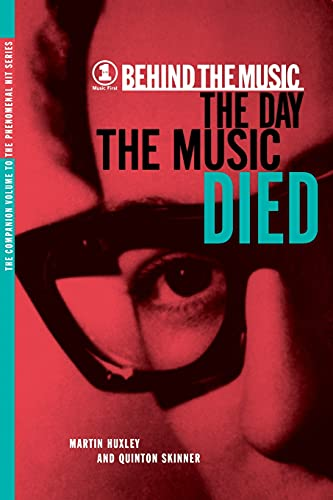 9780671039622: The Day The Music Died (VH1 Behind the Music)