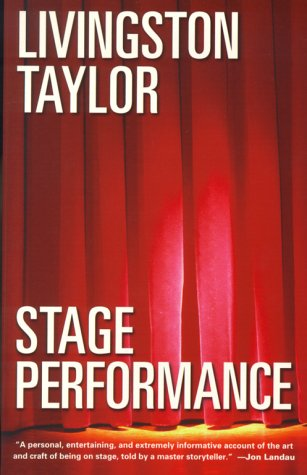 9780671039714: Stage Performance