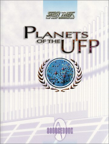 9780671040062: Planets of the Ufp: A Guide to Federation Worlds : Sourcebook (Star Trek, the Next Generation)