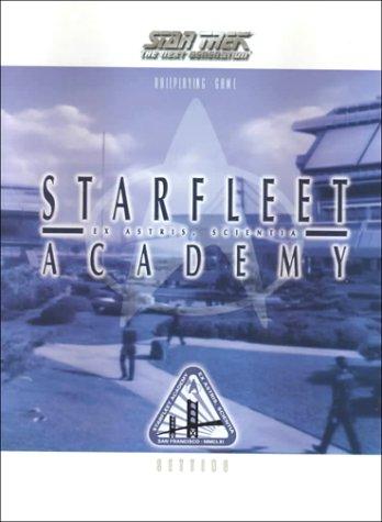 9780671040093: Starfleet Academy