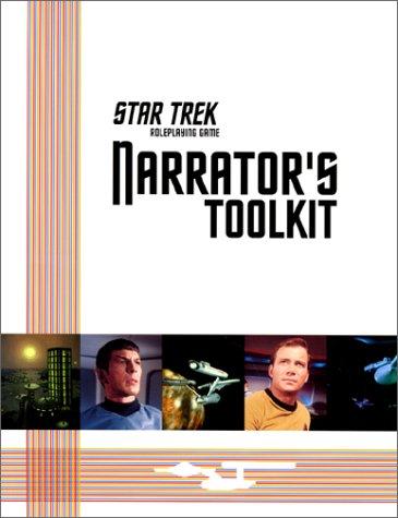 Narrator's Toolkit: Player Aid (Star Trek: the Original Series): Last Unicorn Games