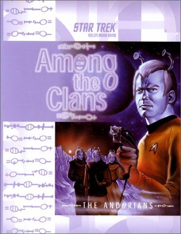 9780671040178: The Andorians Among the Clans (Star Trek the Original Series)