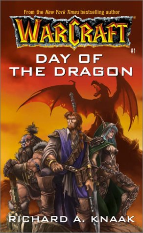 9780671041526: Day of the Dragon (WarCraft, Book 1) (No.1)