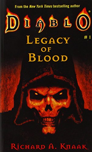 9780671041557: Legacy of Blood (Diablo, No. 1)