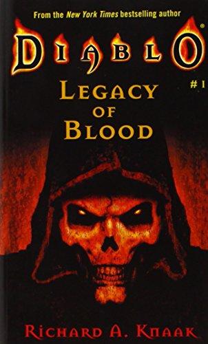 9780671041557: Legacy of Blood (Diablo, No. 1)