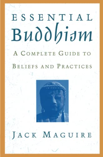 9780671041885: Essential Buddhism: A Complete Guide to Beliefs and Practices