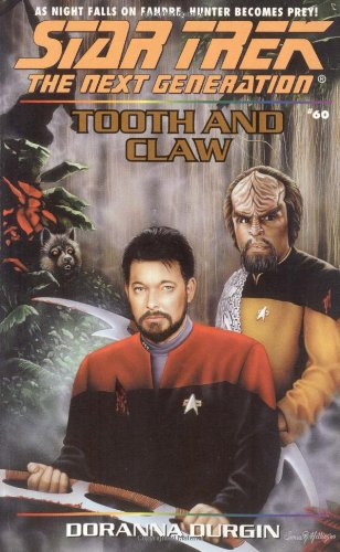 9780671042110: Tooth And Claw (Star Trek: The Next Generation)