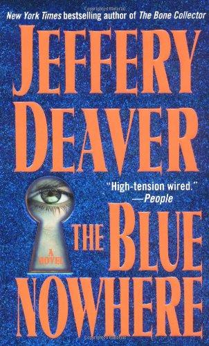 9780671042264: The Blue Nowhere: A Novel