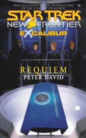 9780671042387: Excalibur: Requiem Bk. 1 (Star Trek: New Frontier)