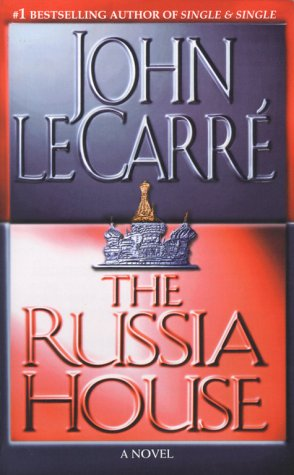 The Russia House: Carre, John Le